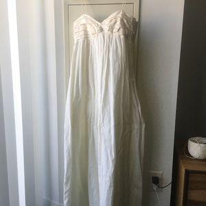 Club Monaco gown